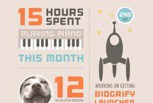 Infographics / by Caroline