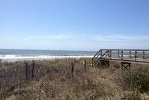 folly beach, south carolina / by Lisa Rogak