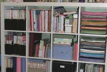 craft rooms / by Libby Bragg