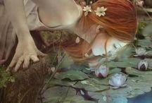Fairy, elf, Mermaid, sylphs, elementals and unicorns / artesanato é minha vida, minha paixão. Grata a todos por tão belas imagens e ideias que mim ajudam a fazer minha imaginação ir além, muito além. Craft is my life , my passion . Thank you to all for such beautiful images and ideas that help me make my imagination go far, far beyond . / by Diana Bezerra