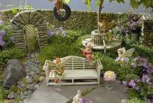 Fairy Gardens / by Shelly Sandoval