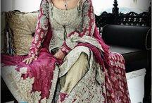 Pakistani Dulhan / weddings / by Raiha Rehan