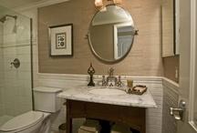 Bathroom redo / by Crystal Telle