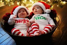 TWINS! / I have twin grandbabies, woooo hoooo, want to have some inspiration for photo-ops, etc. / by Karen Case