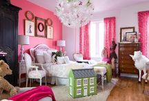 Kid's Room Ideas / by Jennifer Ducey