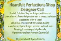 Designer Call / by Heartfelt Perfections Shop