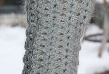 Crochet for hands and feet / by Sarah Booker-Lewis