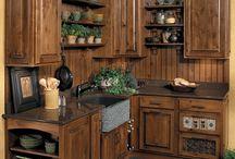 Kitchen / by Liz Brad Forsyth