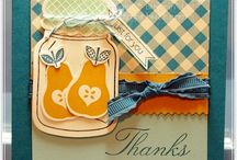 I Love Stampin' Up! / Cards that I have created that are some of my favorites and Products that I adore! / by Belinda Tubby