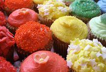 Rainbow Inspiration / by Cristy Mishkula @ Pretty My Party