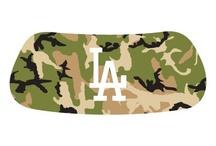 Los Angeles Dodgers / by EyeBlack.com