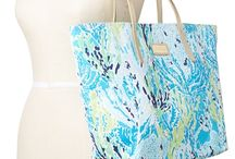 {Lilly Pulitzer} Totes & Bags / by Patricia McKelvy