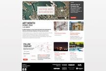 Website Inspiration / by Elizabeth Ippolito