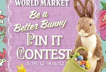 Be a Better Bunny 2012 / Easter Entertaining / by Miss Pippi