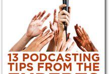 Podcasting / by Juan Facendo