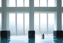 World's Best Spas / Los Mejores Spas de Hotel en el Mundo / by Fernando Gallardo