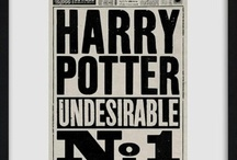 Inspiration... Harry Potter Design / by Leah Marsh