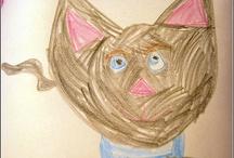 Kids' Artwork / by Experimental Katie