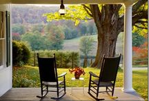 Outdoor Spaces / by Laura J.