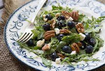 Fruit, Veggies, Salads, & Legumes 3 / by mtbluestocking ~