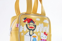 paul frank collaborations / by Kimiko Carcia