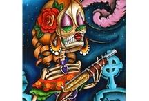 arte que me gusta / by Leticia Contreras