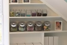 Organized / by Sharon Barrett Interiors