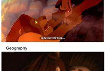 Disney tarafından / Disney characters, songs, parody, jokes, and references :)/Amy Weed