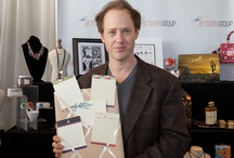golden globes gifting 2012... all celebrities received gifts from JuditB / by JuditB