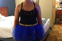 Anna  / Frozen Running costume / by Kelli Meierhenry
