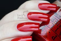 My nail collection / by Marina Marina