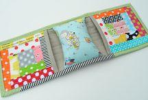 Needles and pins / needle books, pin cushions etc. / by Paula CullenBaumann