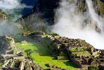 South America / by Jen Baker