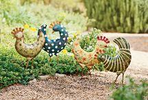 Garden ideas / by Chris Woodruff