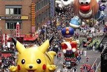 Macy's Thanksgiving Parade / by Jules Caspersen