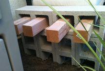 Back porch ideas / by Amanda Marshall Bryant