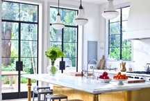 kitchens / by Cathy Emmons