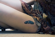 tattoos / To make your skin a canvas and body a work of art / by Hannah Blair-Lewis