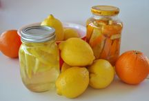 Homemade Cleaners / by Kim Germinaro