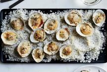 Clams / Oysters / by Bonnie McCune