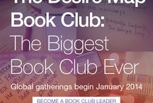 DESIRE MAP: WORLD'S BIGGEST BOOK CLUB / Calling Desire Mappers across the globe! Really. World-wide.  Learn more: http://bit.ly/bigbookclub / by Danielle LaPorte