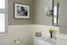 Bathrooms / by Angela Carter