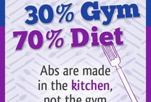 Health and Fitness / by Marissa Andersen