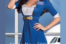 Military & Navy Costume  / by Eva Spring