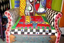 chairs / by Paula Kochan Radl