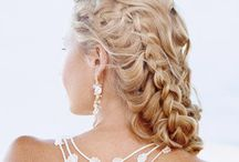 wedding hair / by Bethany Carnevale
