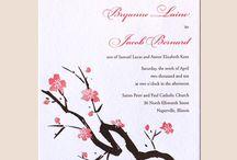 Floral Wedding Invitations / by InvitesWeddings