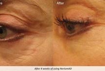 Beauty / NeriumAD - anti aging skin repair cream. www.lenaspencer.theneriumlook.com / by Lena Bono-Spencer