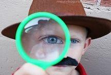 Detective unit / by Nikki Rosenzweig Hinkle