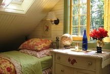 Cozy Cottage Style / by Willa Croft